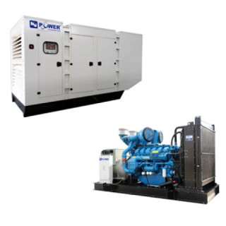 Дизелов генератор KJ POWER 2500kVA