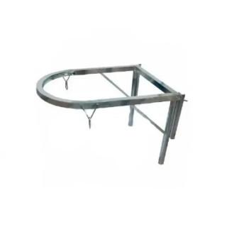 Метална рамка за улей OMS / 650 мм /