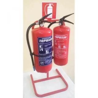 Стойка МЕГА 2 за пожарогасители FT 08.062