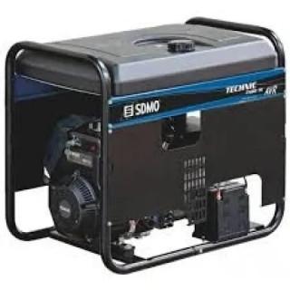 Заваръчен трифазен генератор SDMO WELDARC220 TE XL C /7.15KVA/