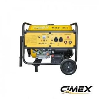Заваръчен Генератор Cimex RTAXQ1