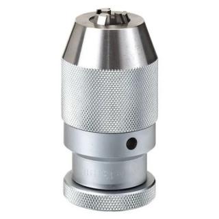 Патронник Fervi за бормашина бързозатягащ метален, B12, 1-10 мм, M051/10