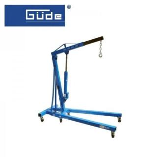 Сгъваем кран-жираф за двигатели GÜDE 24361 / 2000 кг