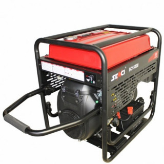 Бензинов монофазен генератор SENCI SC-15000E EVO, 13 kW, 30 л