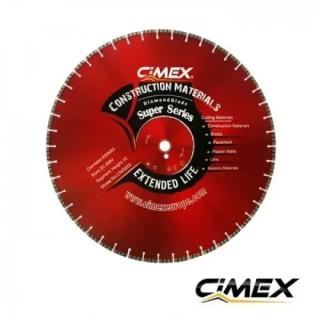 Диамантен диск за строителни материали - 650 мм