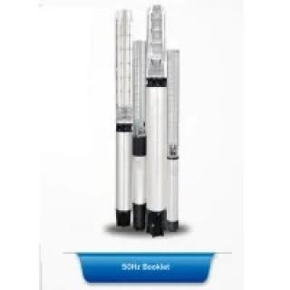 Сондажна помпа Shakti QF 25-8 (2,2 KW, 52м, 18 м3/ч, в комплект с пусково табло)