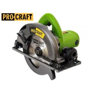 Ръчен циркуляр Procraft KR 1400, 1400 W