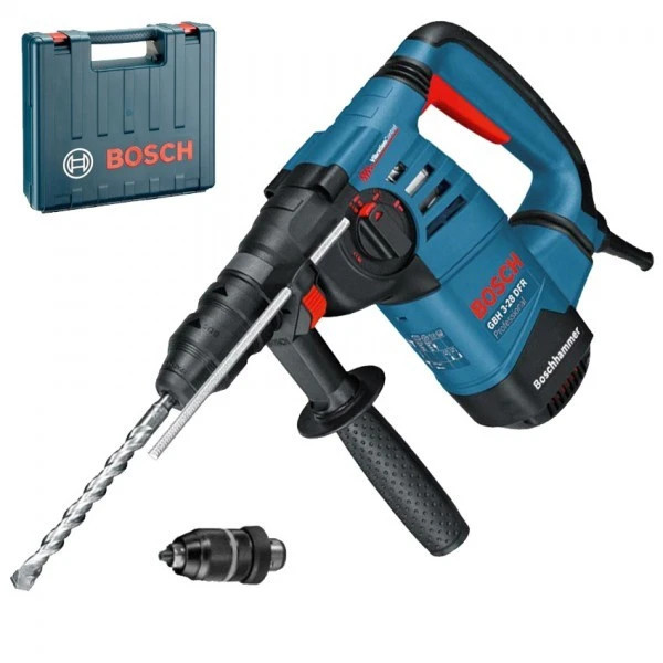 Комбиниран перфоратор Bosch GBH 3-28 DFR  800W куфар