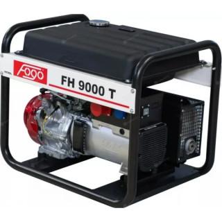 Бензинов трифазен генератор FOGO FH9000T 7kW с уголемен резервоар