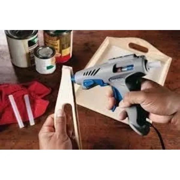 Пистолет за горещо слепване Dremel Glue Gun 940 195C/11мм - 30W