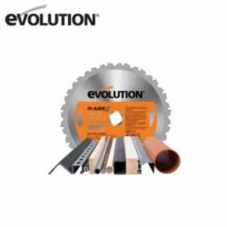 Универсален диск Evolution RAGE 185 mm
