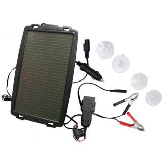 Соларно зарядно с OBD2 конектор (4W)