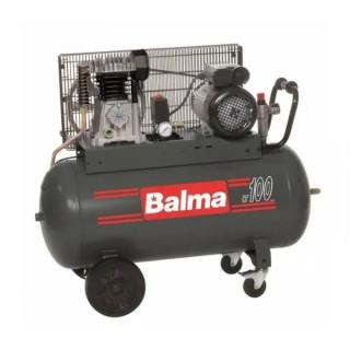 Електрически бутален компресор Balma NS 12S/100 /1.5 kW, 100 l, 10 bar/
