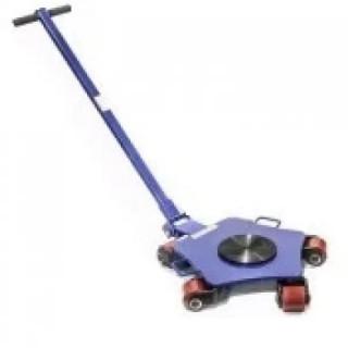 Транспортна количка BGS Technic 4т. 360 градусово въртене