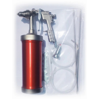 Професионален пистолет за защитно покритие и шумоизолация BAMAX