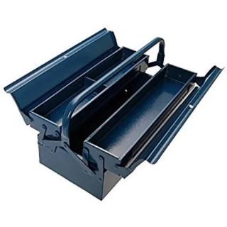 Метален куфар/кутия/сандък/ за инструменти BGS Technic 3 отделения