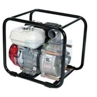 Бензинова помпа TEW2-50HA с датчик за масло и ел стартер