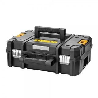 Пластмасов куфар с мека подложка DEWALT DWST1-70703 / T STAK II