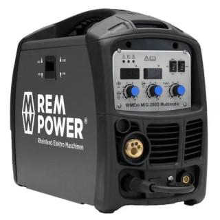 Мултифункционално устройство Elektro Maschinen WMEm MIG 200D 8.3kW