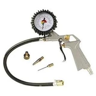 Пистолет за гуми с манометър Abac 10 bar
