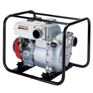 Бензинова помпа за фекални и отпадни води Honda WT 30 1210 л/мин