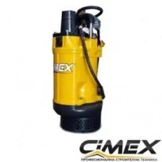 Дренажна помпа за мръсна вода CIMEX D4-50.90