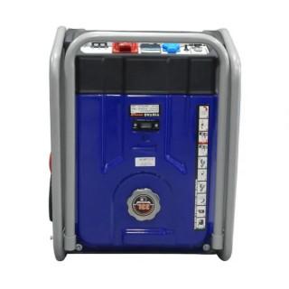Генератор за ток HS7500-3HW , трифазен и монофазен с ATS табло, TIG TAG