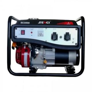 Бензинов генератор SENCI SC-3500 LITE
