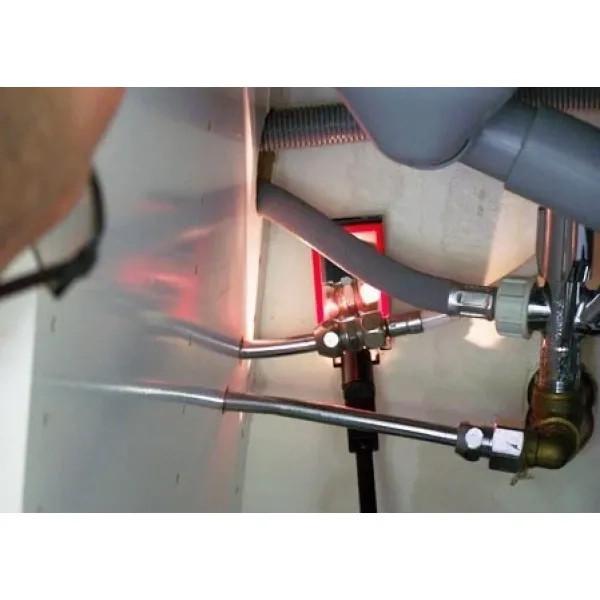 Осветяващо огледало за инспекция (60 см.)