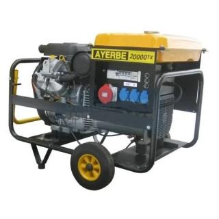 Трифазен бензинов генератор AYERBE 24000 V TX