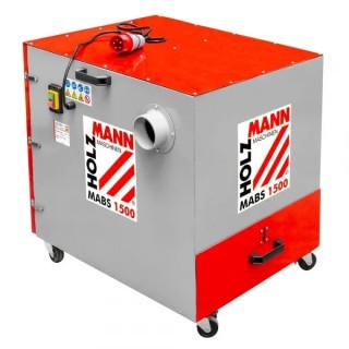 Метален прахоуловител Holzmann MABS1500 / 400V