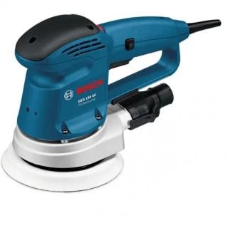 Ексцентрикшлайф Bosch GEX 150 AC Professional 340 W / 150 mm