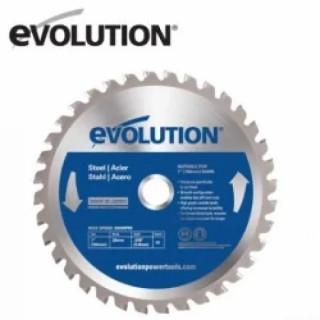 Диск за рязане на стомана Evolution EVOBLADE TCT 180мм
