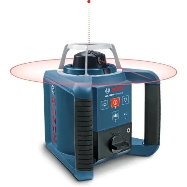 Ротационен лазер Bosch GRL 300 HV Professional