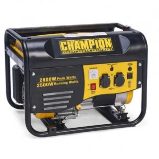 Бензинов генератор 2800 W CHAMPION CPG3500-EU