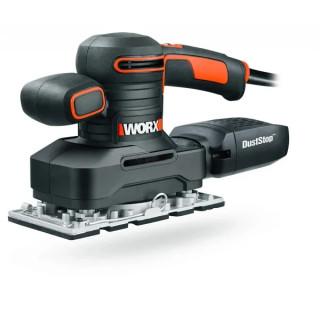 Виброшлайф WORX WX641, 250W, 12 000 min-1, 90x187 mm