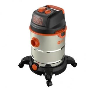 Прахосмукачка мокро-сухо BLACK&DECKER BXVC30XTDE 1600 W 30 литра