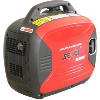Бензинов инверторен генератор SENCI SC-2000is, 220 V, 1.6 kW