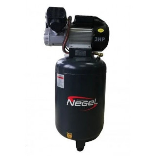 Бутален вертикален компресор с директно куплиране Negel 70 л