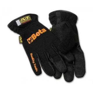 Работни ръкавици, черни, 9574 B - XXL размер, Beta Tools