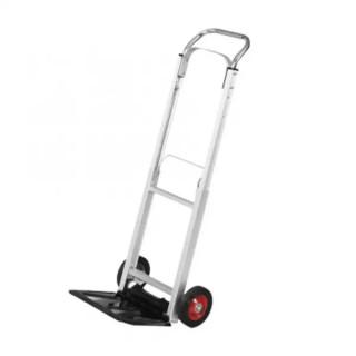 Транспортна количка DJTR 90 AL със  здрава алуминиева платформа