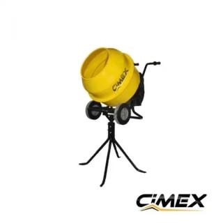 Бетонобъркачка (миксер за бетон) 160 л. CIMEX MIX160-М
