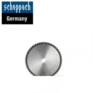 Универсален диск Ø255x30 мм за циркуляр / Scheppach 7901200704 /