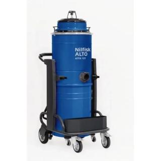 Тримоторна мокро-суха смукачка NILFISK ATTIX 125-01