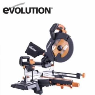 Комбиниран потапящ циркуляр Evolution R255SMS+