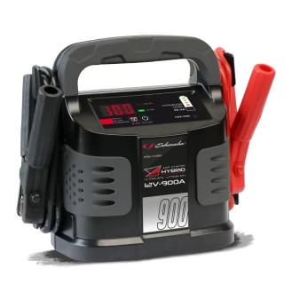 Стартерно зарядно устройство Schumacher Hybrid 12V-900A