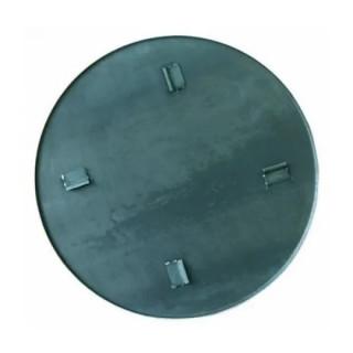 Тава за заглаждане за пердашки Bisonte 1200 mm
