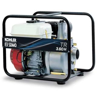 Бензинова помпа за чиста вода SDMO ST 3.6 H / напор 26м. 54 m3 /