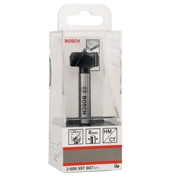 Свредло челен фрезер - твърдосплавно на Bosch 25.0 mm
