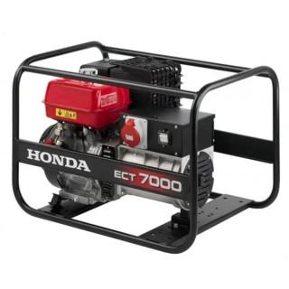Бензинов генератор Honda ECT 7000 9.3 к.с.